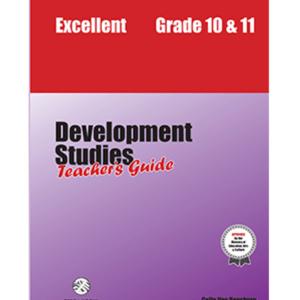 Excellent Development Studies TG 10&11