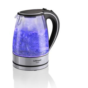 Mellerware Kettle 360 Degree Cordless Glass 1.7 L