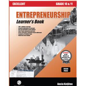 Excellent Entrepreneurship Learner's Book 10&11
