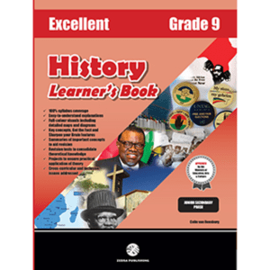 Excellent History Learner's Book