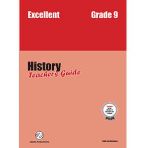 Excellent History Teacher's Guide