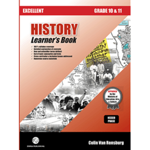 Excellent History Learner's Book 10&11