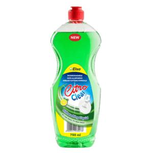 Elso Citro Clear Dishwashing Liquid