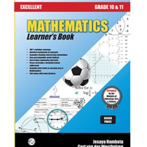 Excellent Mathematics Learner's Book 10&11