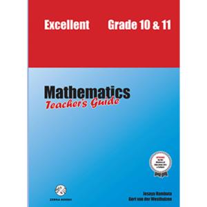 Excellent Mathematics Teacher's Guide 10&11