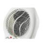 Mellerware White Floor Fan Heater