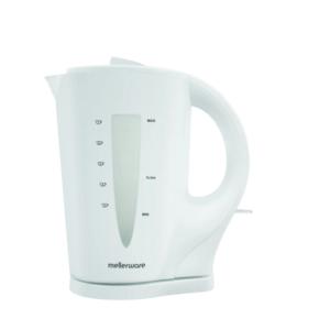 """Kettle Cordless Plastic White 1.7L 2200W """"Sabie"""""""