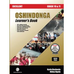 Excellent Oshindonga 1st Language LB 10&11