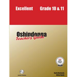 Excellent Oshindonga 1st Language TG 10&11