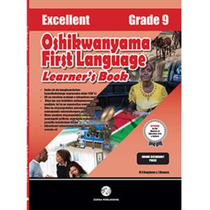 Excellent Oshikwanyama 1st Language LB
