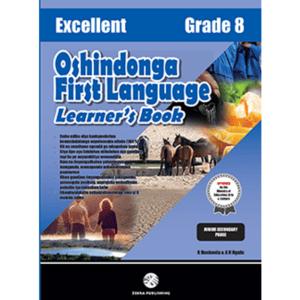 Excellent Oshindonga 1st Language LB