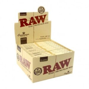 RAW Connoisseur King Size & Tip 24x32's