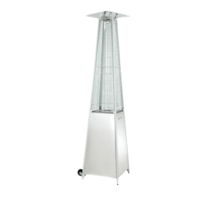 SS Glass Tube Gas Patio Heater