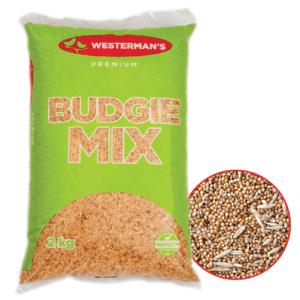 Westerman's Budgie 2Kg