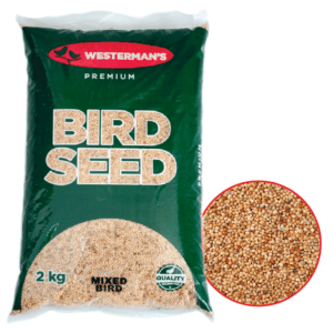 Westerman's Mixed Bird Seed 2Kg