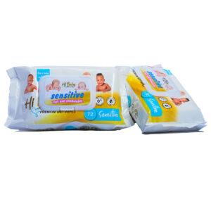 Hi Baby Wet Wipes 24 packs