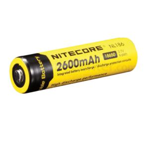 Nitecore 2600MAH Rechargeable 18650 Battery