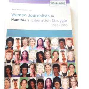 Women Journalist In Namibia's Liberation Struggle