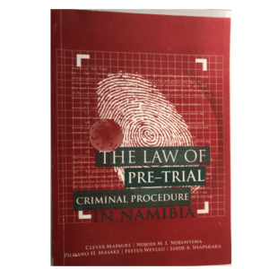 The Law Of Pre-trial