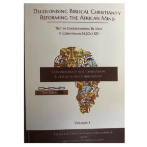 Decolonising Biblical Christianity Reforming...