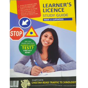Learners License Study Guide