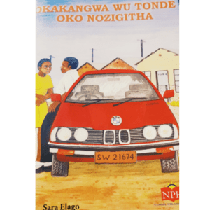 Oshiwambo books for sale