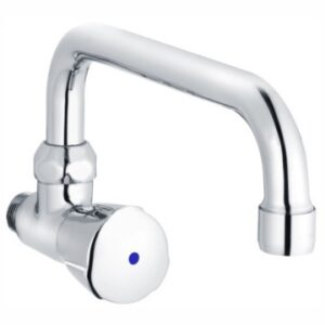 Schulte Classic Line 2 Swivel Tap Wall Type Cold...