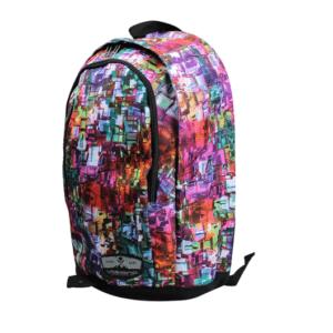 Volkano Kaleidoscope Series Backpacks