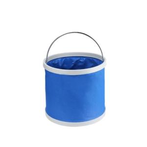 9L Foldable Bucket Blue