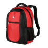Volkano Jet Series Backpack - Black/Red