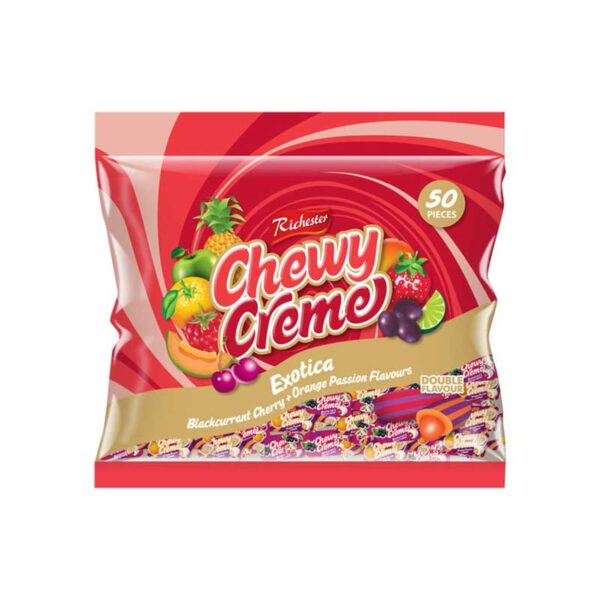 Richester Chewy Creme Chews (36 x 50's)