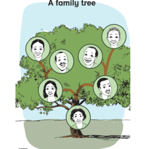 A Family Tree - Poster
