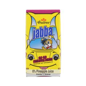 24 x 160ml Fruitree Jabba Juice