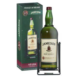 Jameson Irish Whiskey Ireland Original 4.5L Bottle