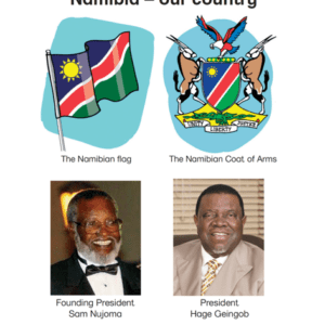 Namibia - Our Country Poster