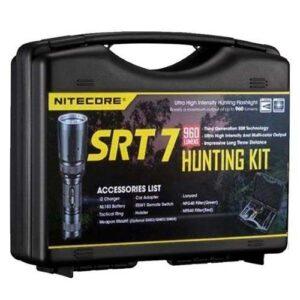 Nitecore SRT7GT Hunting Kit