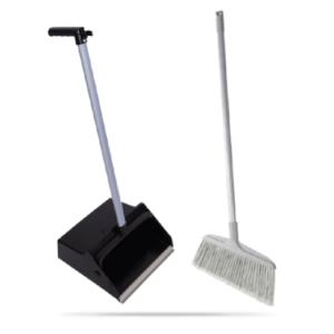 Elso Scoop Long Plastic & Broom