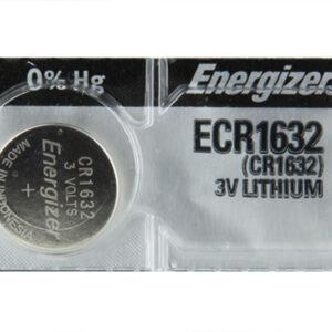Energizer Battery 3V Lithium ECR1632