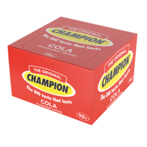 The Original Champion - Cola Toffees 112's