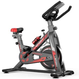 ultra-quiet indoor sports exercise spinning fitness bicycle