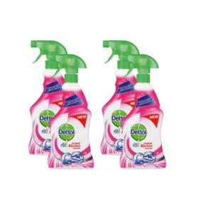 Dettol Hygiene Cleaner Trigger Pack of 4