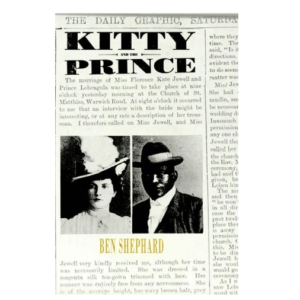 Kitty And The Prince By Ben Shephard