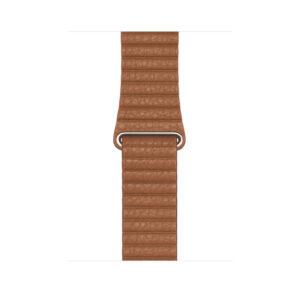 44mm Saddle Brown Leather Loop (Demo)