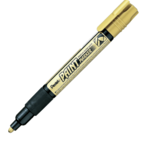 Pentel Paint Marker 4.6mm Nib Size – Bullet Tip