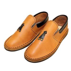 Shilongo leather Smart Vellie Folded Brown