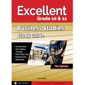 Excellent Business Studies Study Guide Gr 10&11