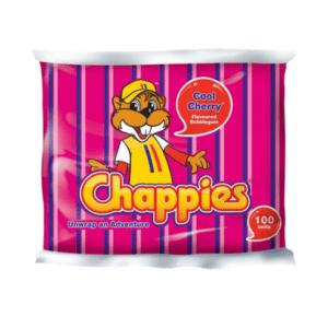 Chappies Bubblegum Cool Cherry (3 x 100's)
