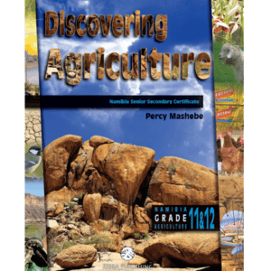 Discovering Agriculture Textbook Gr. 11&12