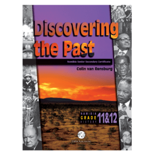 Discovering the Past History Textbook Gr. 11&12