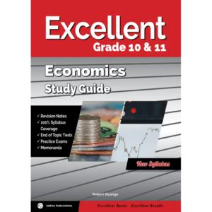 Excellent Economics Study Guide Gr 10&11